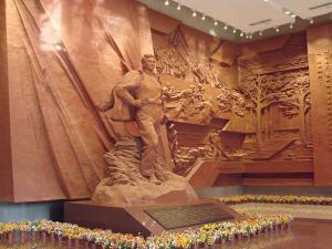 焦裕禄纪念馆--全国廉政教育基地